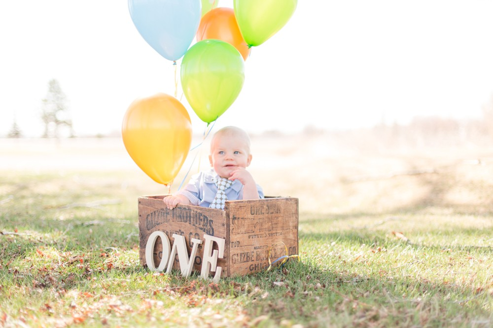 14 family lifestyle birthday photos