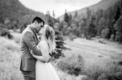 61 South Fork Wedding Kiss