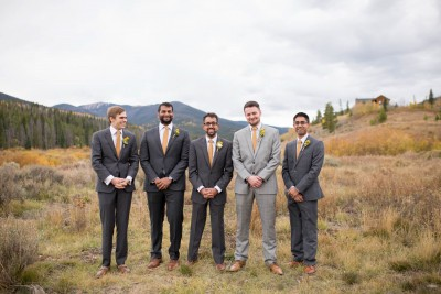 L Colorado Wedding Photos