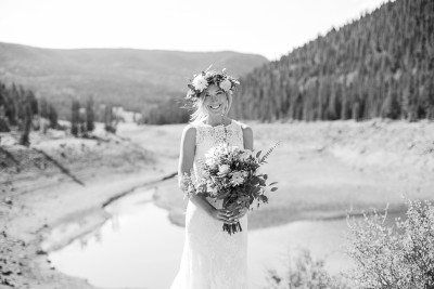 13 high mountain wedding