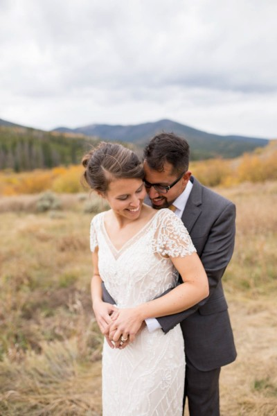 O colorado wedding love