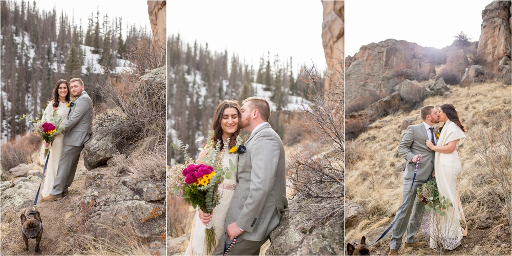 06 Creede Elopement South Clear Creek Falls