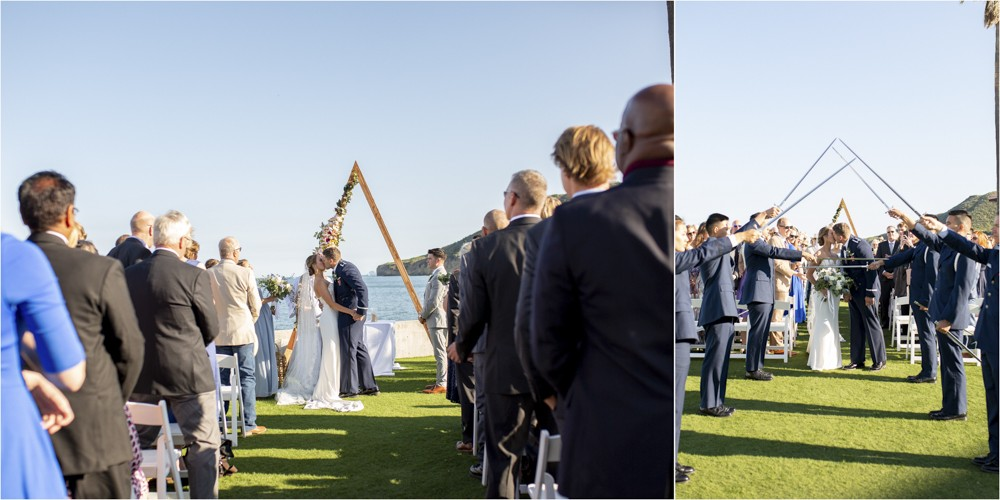 11 The Kiss   Ceremony at Point Loma Naval Base