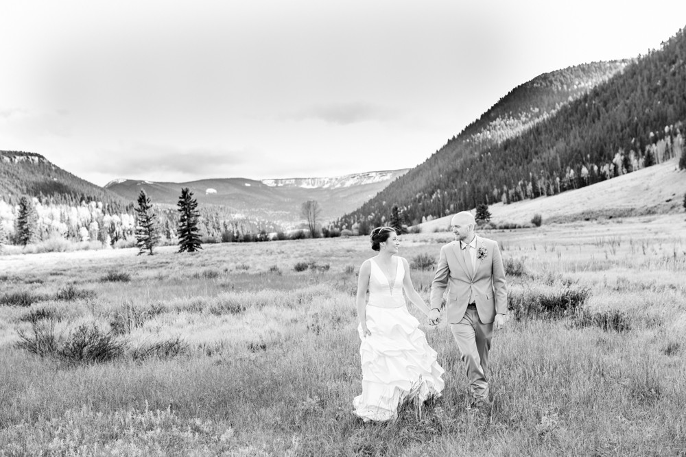 11 Wedding In South Fork in Colorado