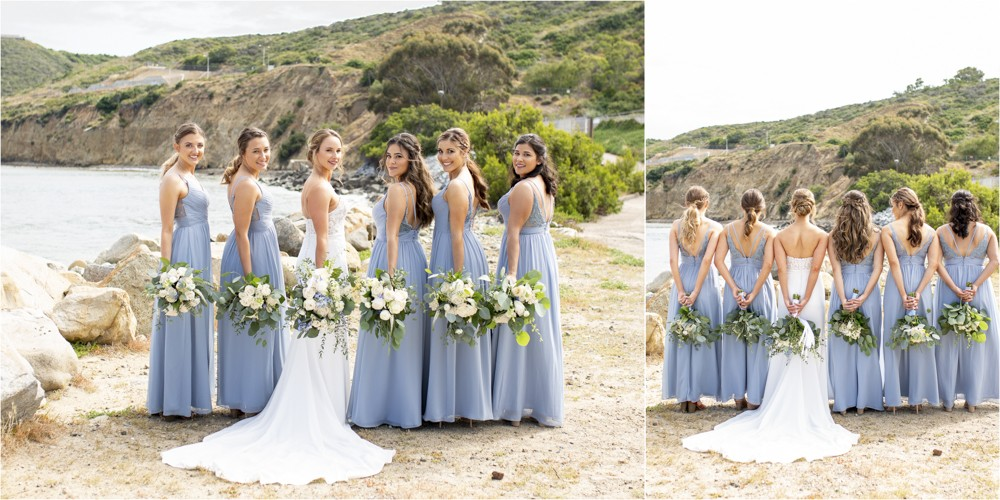 15 Bride   Bridemaids   Point Loma