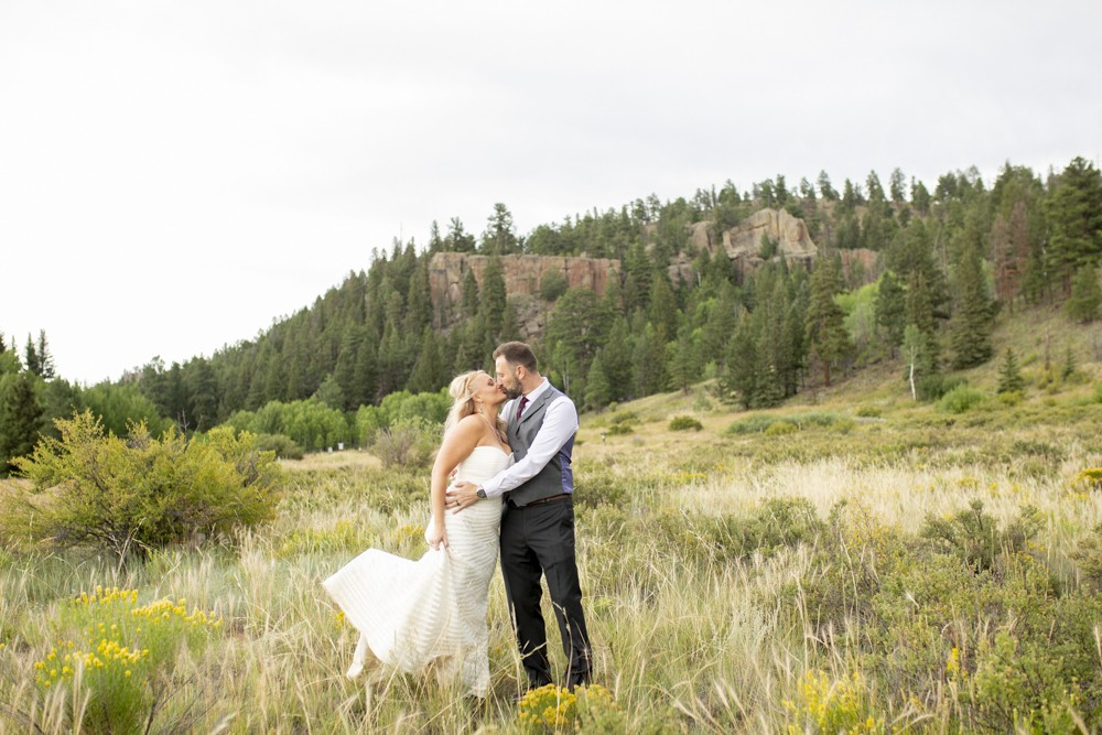 11 Wedding in South Fork  Colorado
