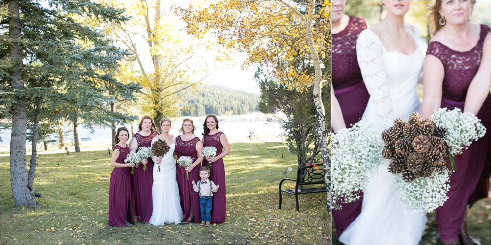 10 Bridal Party   Evergreen Wedding