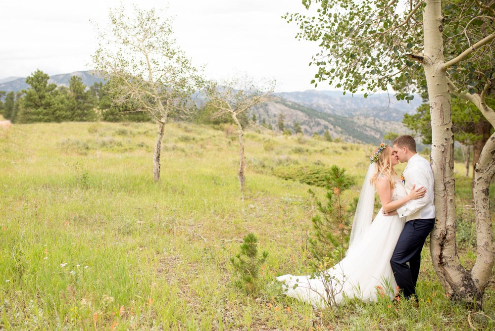 12 dramatic bride groom mountain Natural Light