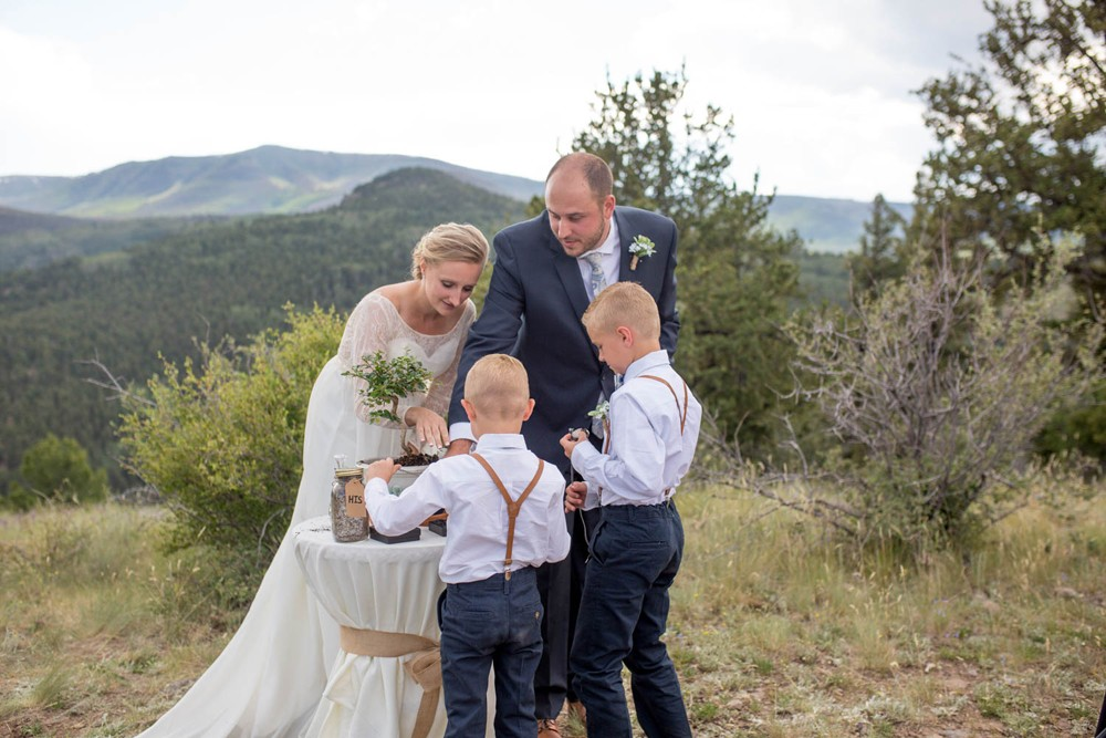 10 colorado wedding blended family