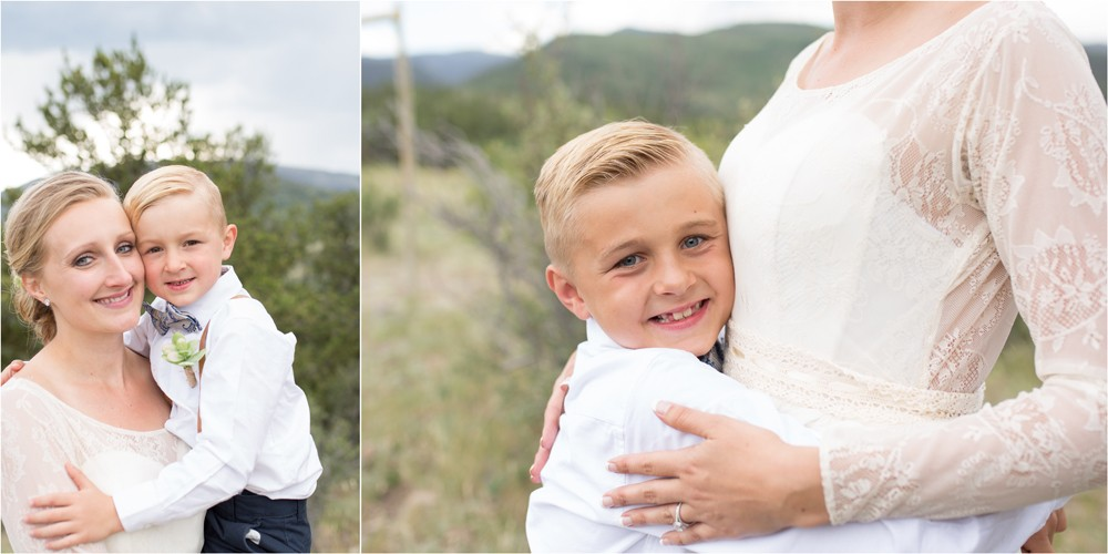 11 Brides boys colorado wedding