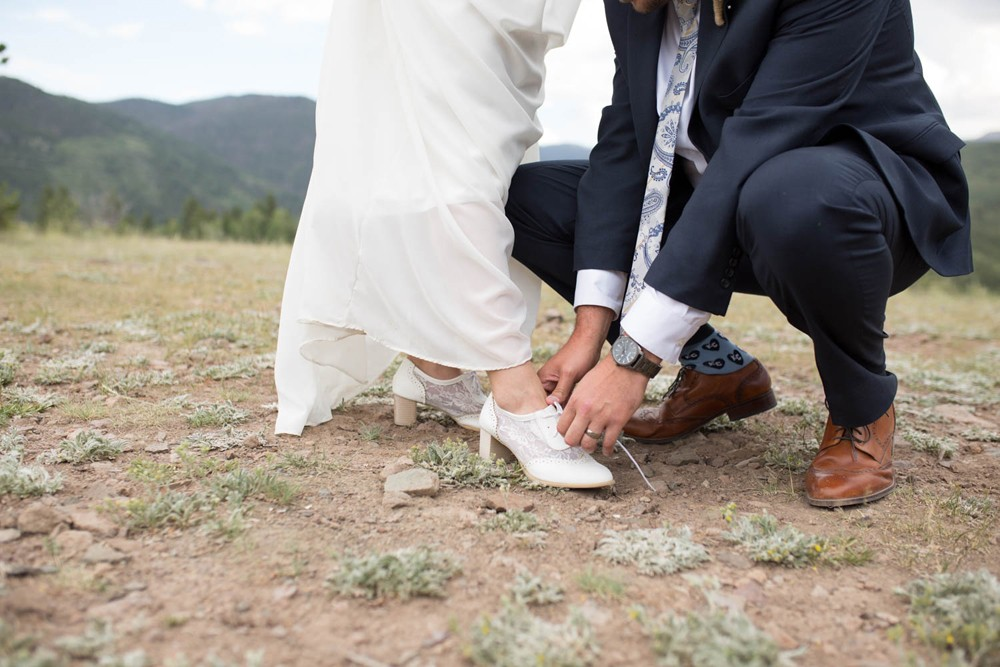 17 bridal shoes colorado wedding