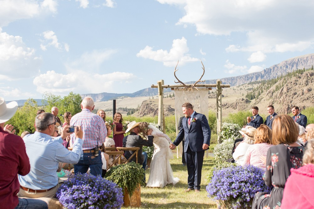 18 father embrace mountain wedding