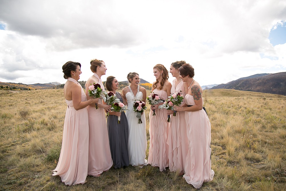 39 Creede Wedding bridesmaids