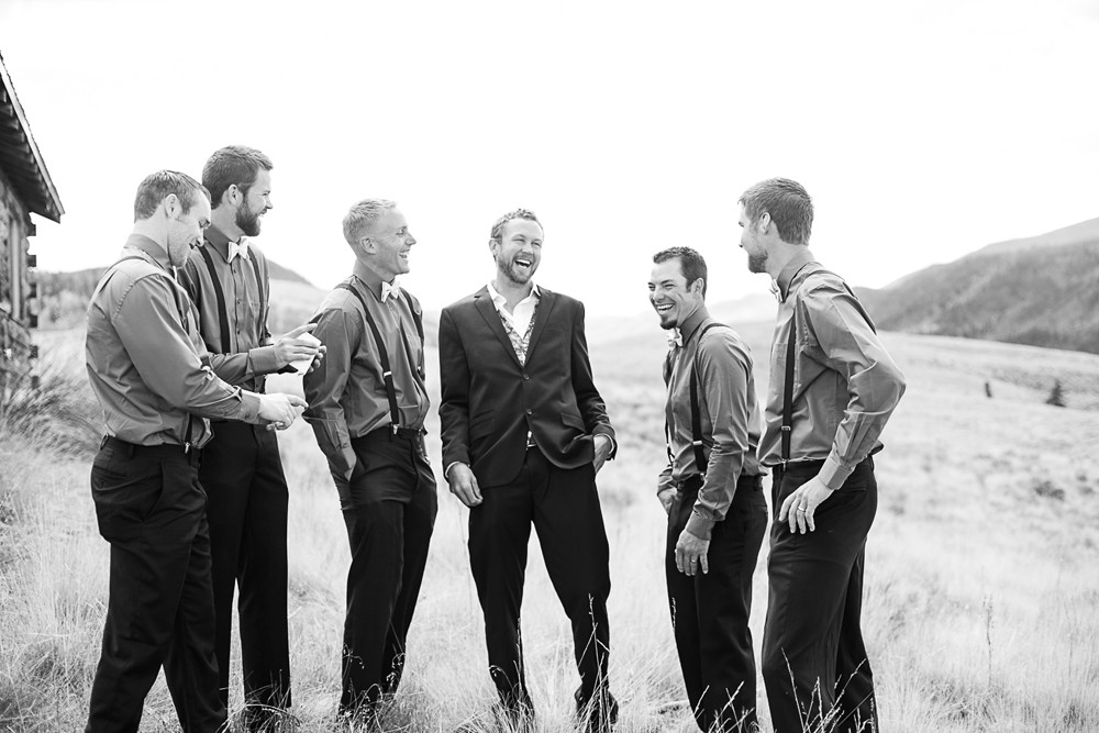 43 Creede Wedding laughs