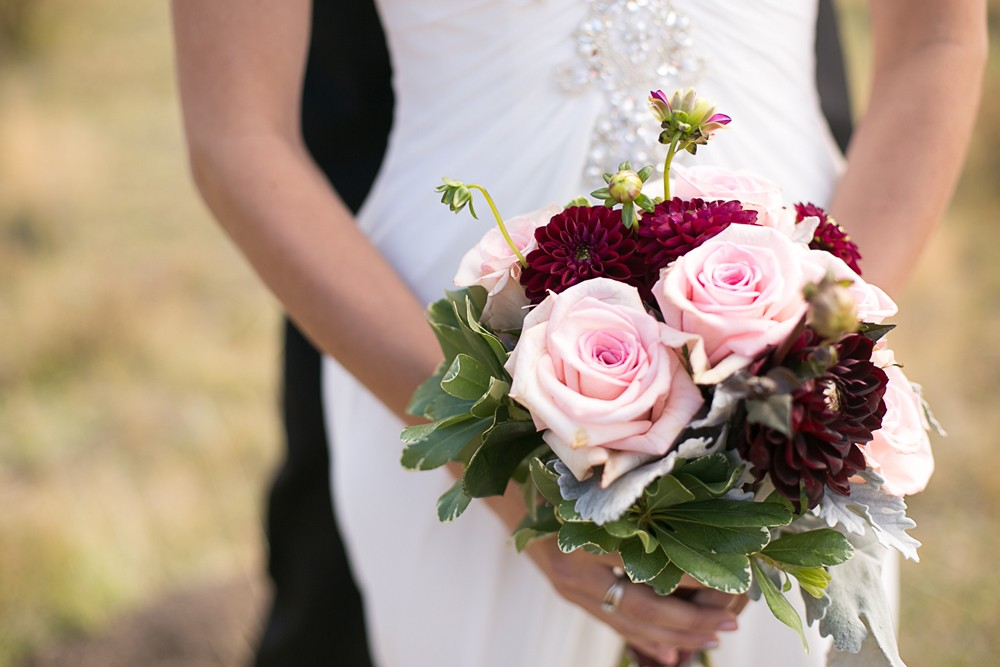 45 Creede Wedding flowers