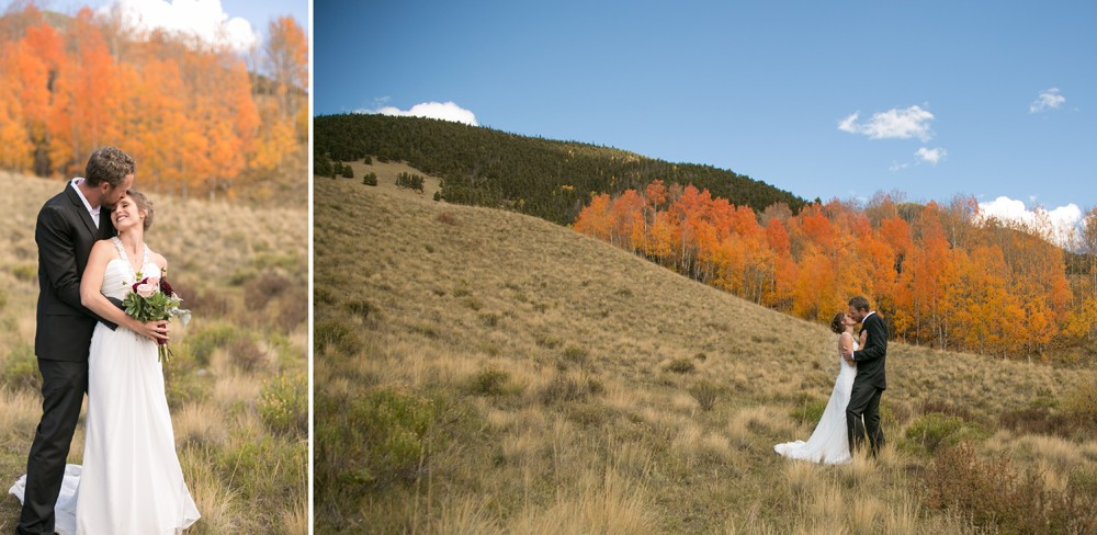 46 Creede Wedding Fall Colors
