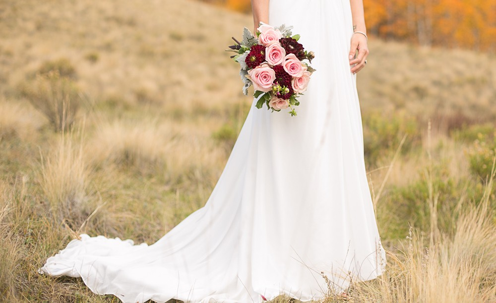 47 Creede Wedding flowers