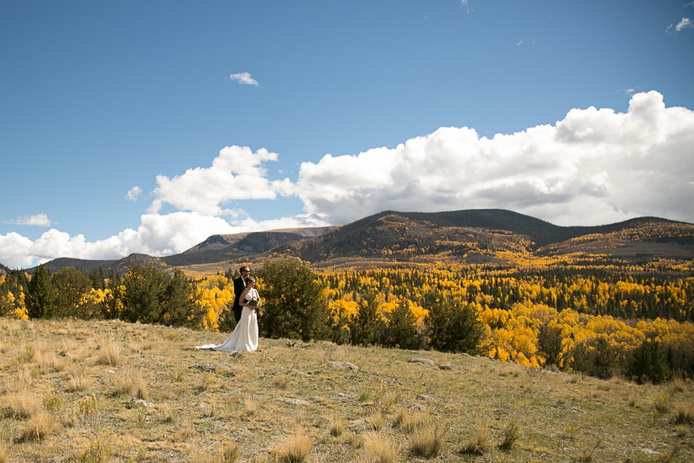 50 Creede Wedding scenic fall