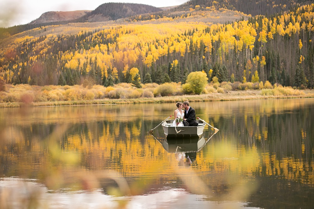 53 Creede Wedding boat pond autumn