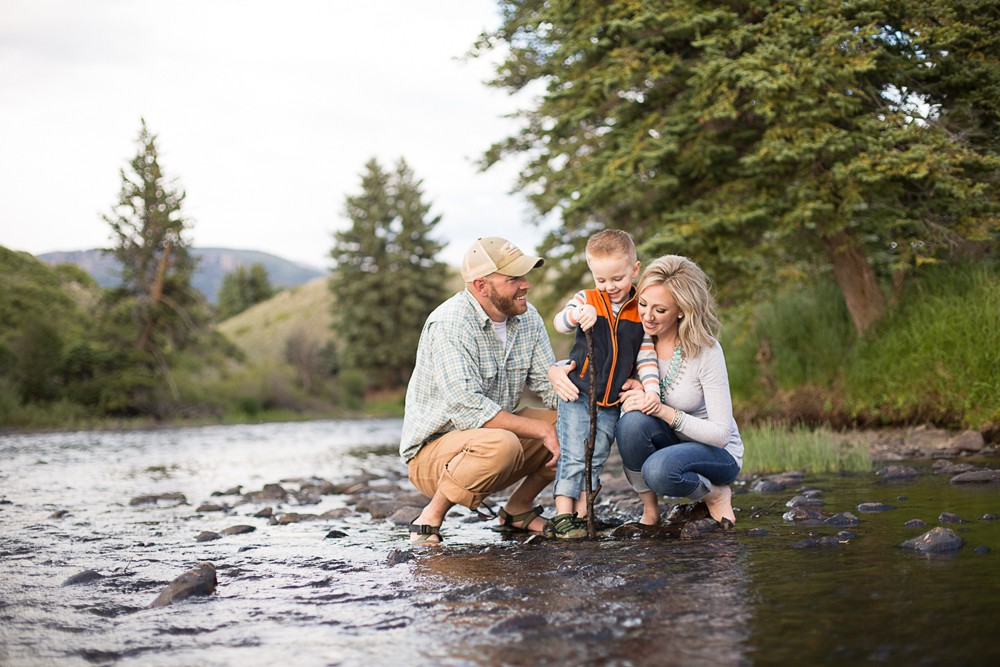 09 Creede Family fishing photo