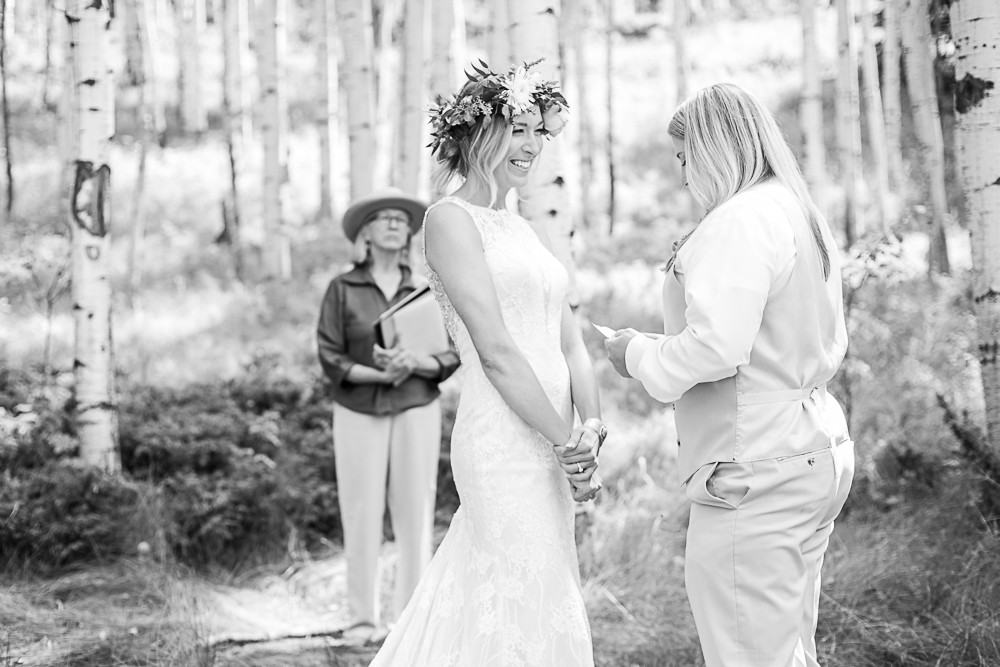10 South Fork Wedding photographer vows