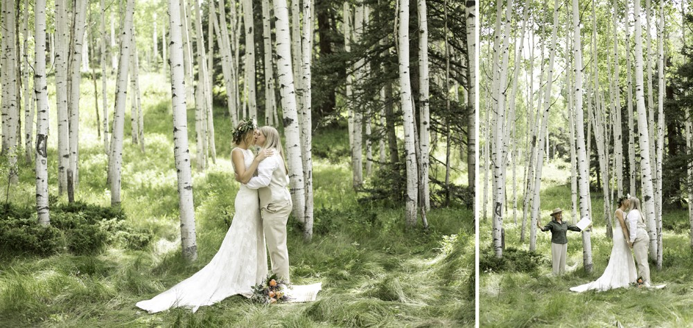 14 South Fork Wedding aspens i do