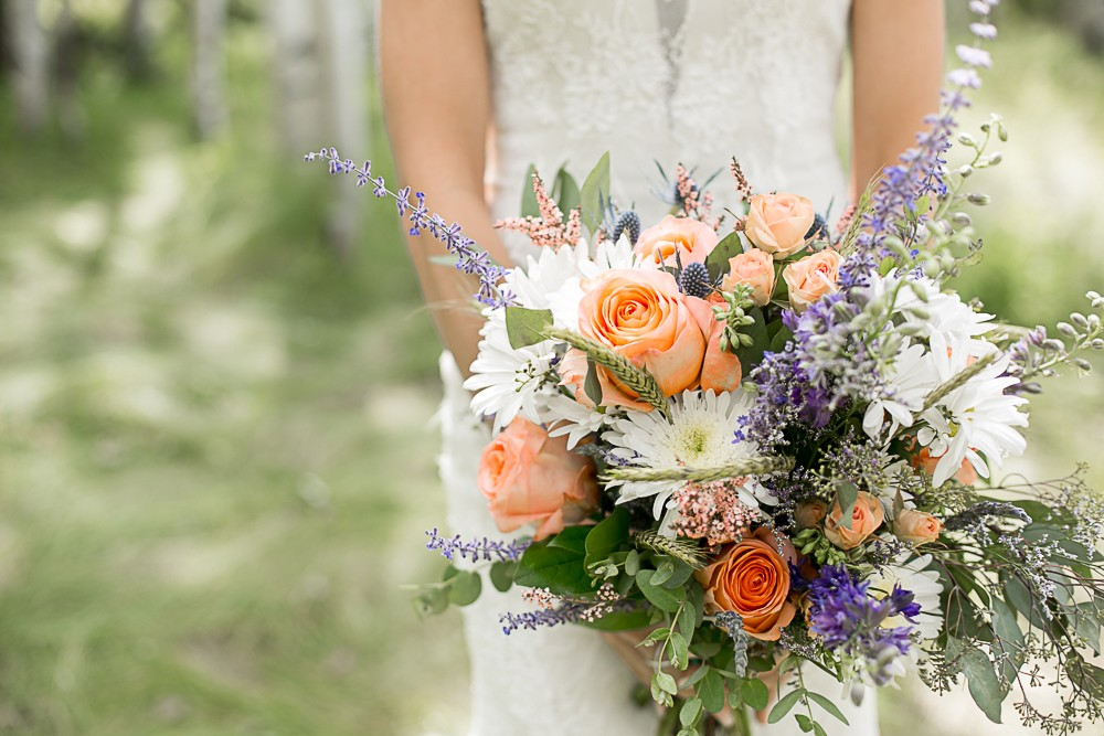 19 South Fork Wedding flowers