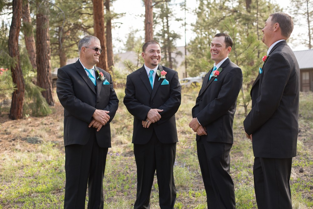 14 south fork wedding
