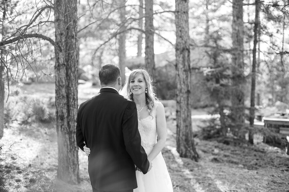 16 south fork wedding