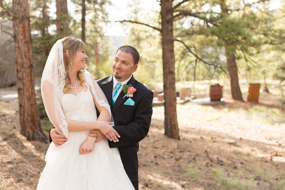 18 south fork wedding