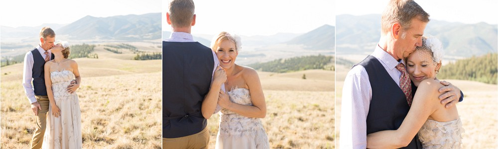 Katie & Scott Elope in Creede, Colorado