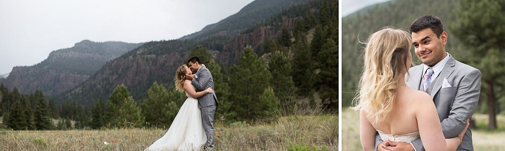 Love in South Fork, CO - Deanna & Justin