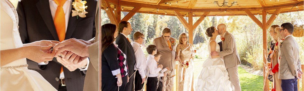 Andrea & Will; A New Beginning in Love Grows in South Fork, Colorado