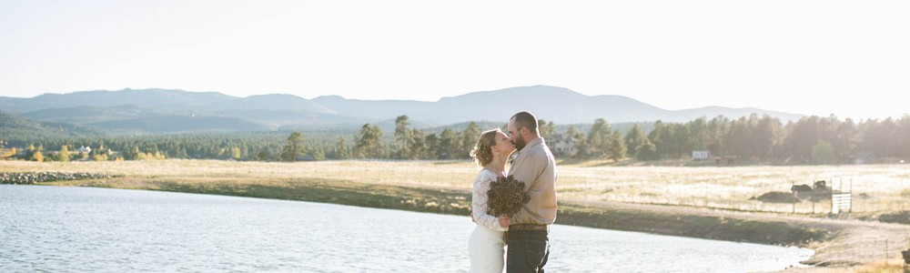 Sean & Kerstin - Married at Evergreen Memorial Park