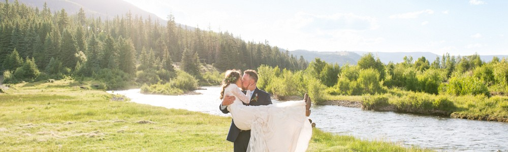Ben & Emily's Creede, Colorado Wedding
